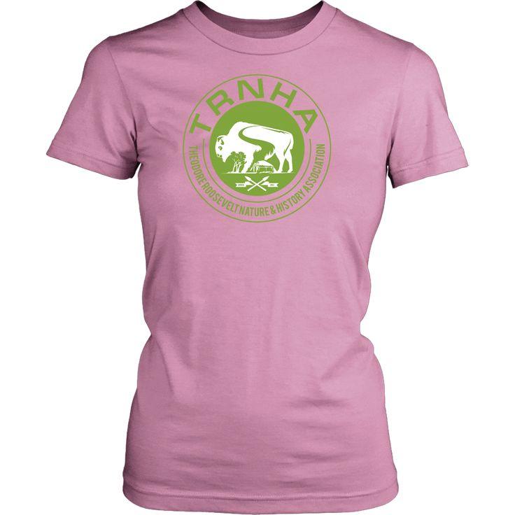 TRNHA Logo Ladies T-shirt - Online Exclusive!