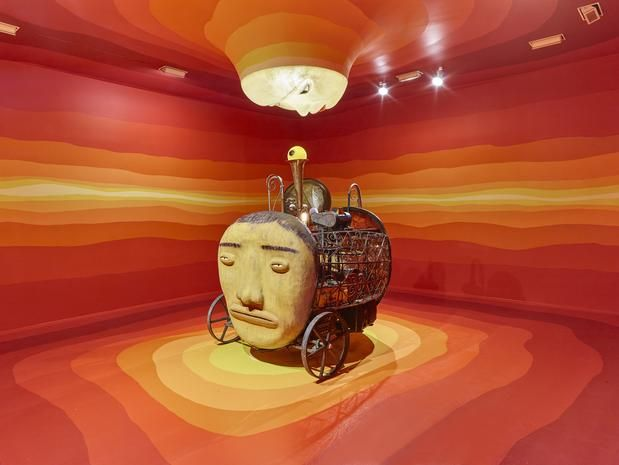 David Ebony's Top 10 October New York Gallery Shows | artnet News