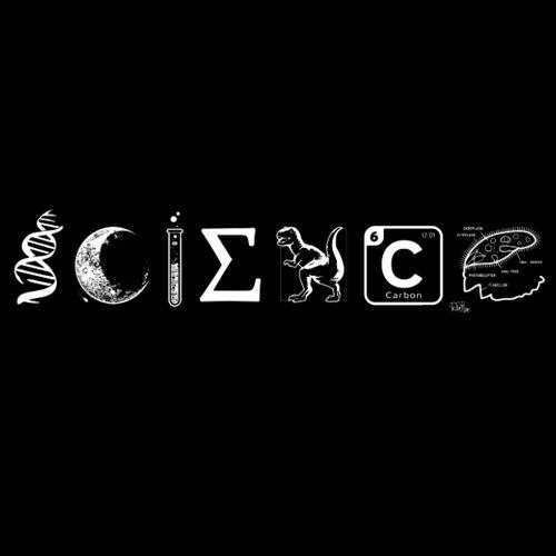 SCIENCE - Coexist T-Shirt - HIGHVOLTAGETEES