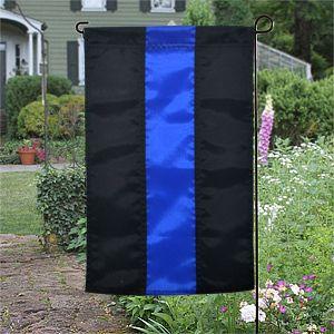 FlagCenter.com - Thin Blue Line Garden Flag, $17.95 (http://www.flagcenter.com/thin-blue-line-garden-flag/)