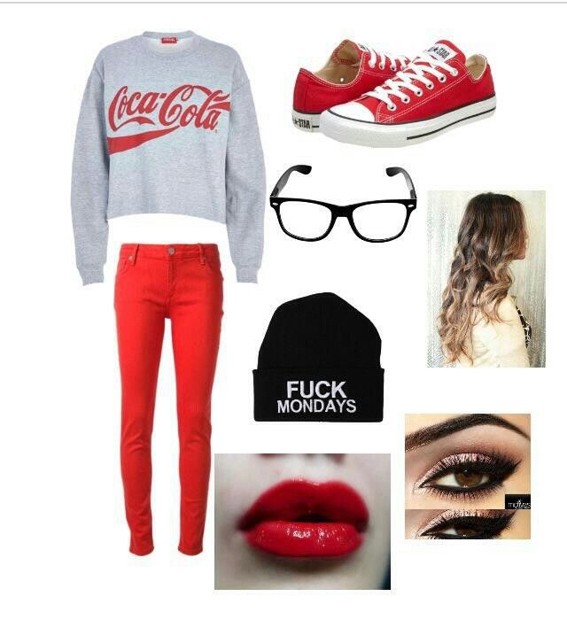 red converse outfit tumblr wwwimgkidcom the image