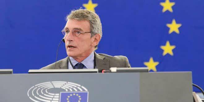 David Sassoli eletto Vicepresidente del Parlamento europeo