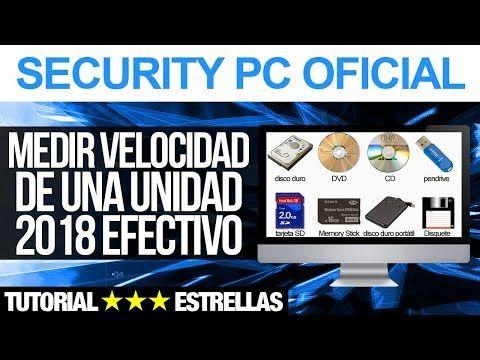 2018 ¡MEDIR VELOCIDAD REAL DE LECTURA/ESCRITURA DE UNA UNIDAD DE ALMACENAMIENTO!