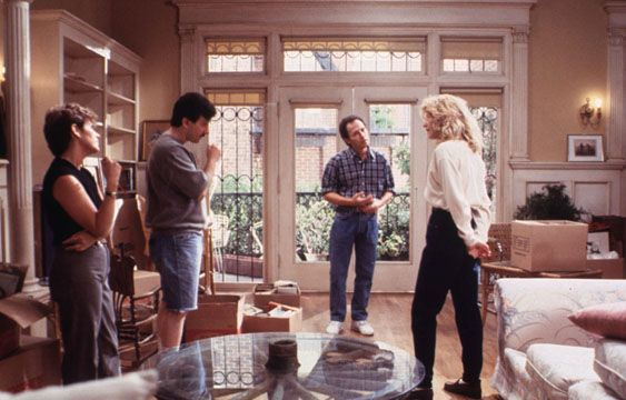 Directed by Rob Reiner.  With Billy Crystal, Meg Ryan, Carrie Fisher, Bruno Kirby. Harry and Sally have known each other for years, and are very good friends, but they fear sex would ruin the friendship.