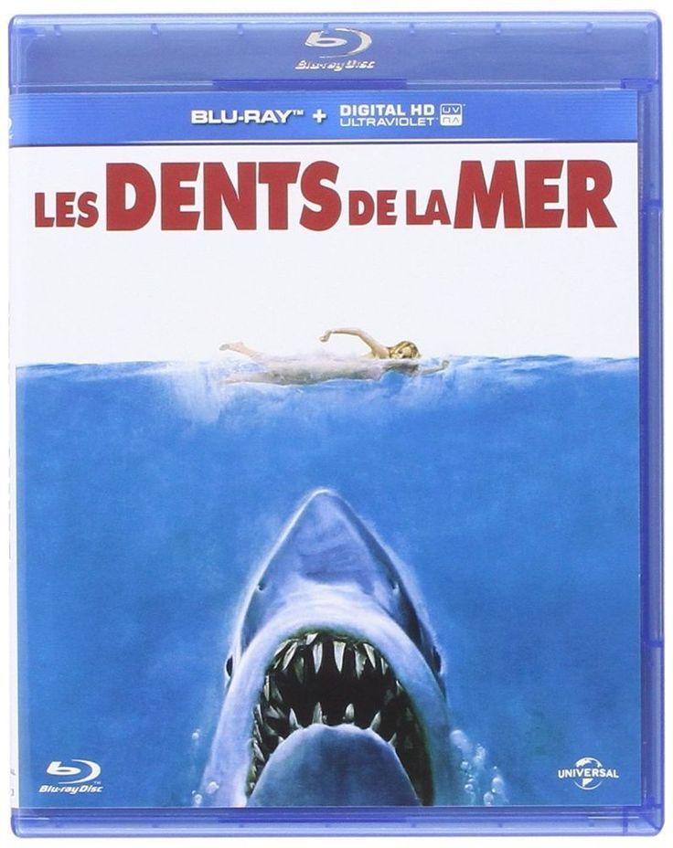 Les Dents de la mer  - BLU-RAY NEUF
