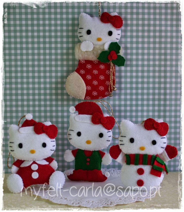 Hello Kitty Christmas by Myfelt Carla