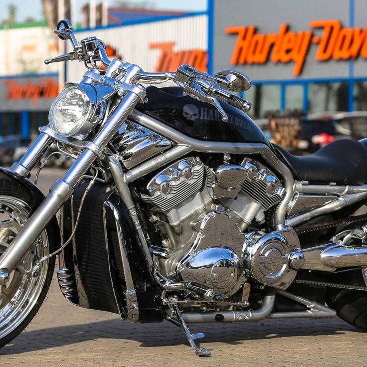 Muscle Custom 4k In 2020 V Rod Custom Harley Davidson