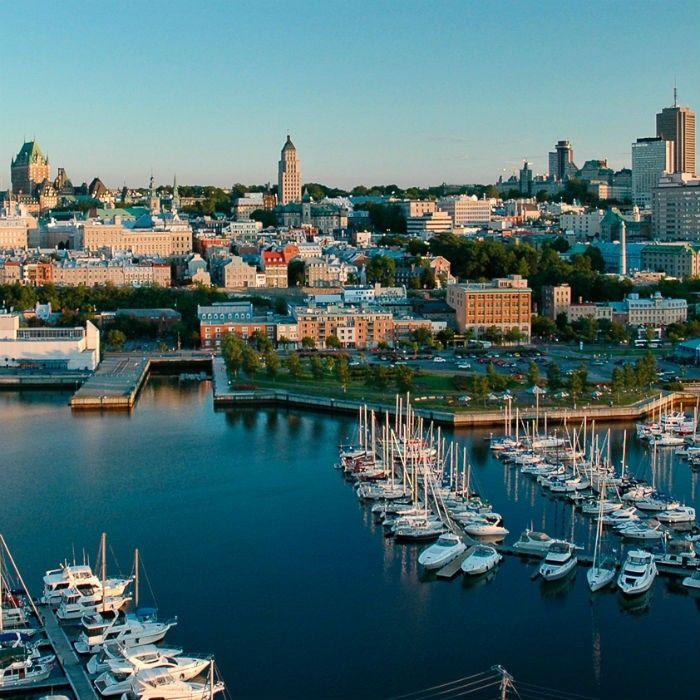 Ciudad de Quebec (Canadá)