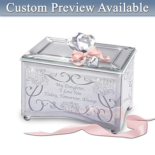 Granddaughter Jewelry Box Impressive 72 Best Collectible Music Boxes Images On Pinterest  Music Boxes