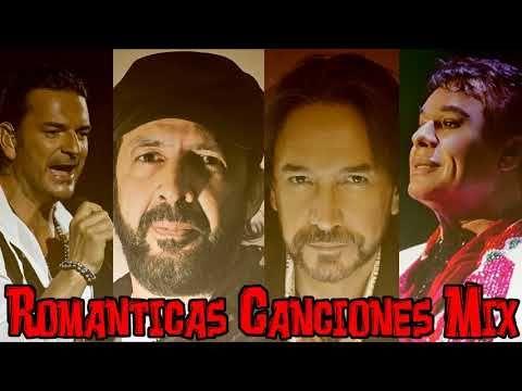Juan Gabriel, Juan Luis Guerra, Marco Antonio Solís, Ricardo Arjona EXITOS SUS MEJORES CANCIONES - YouTube