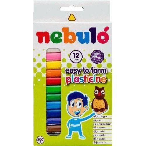 Illatos színes gyurma gyerekeknek Nebuló gyurmakészlet - Gyurma szett 200 gramm Ft Ár 359