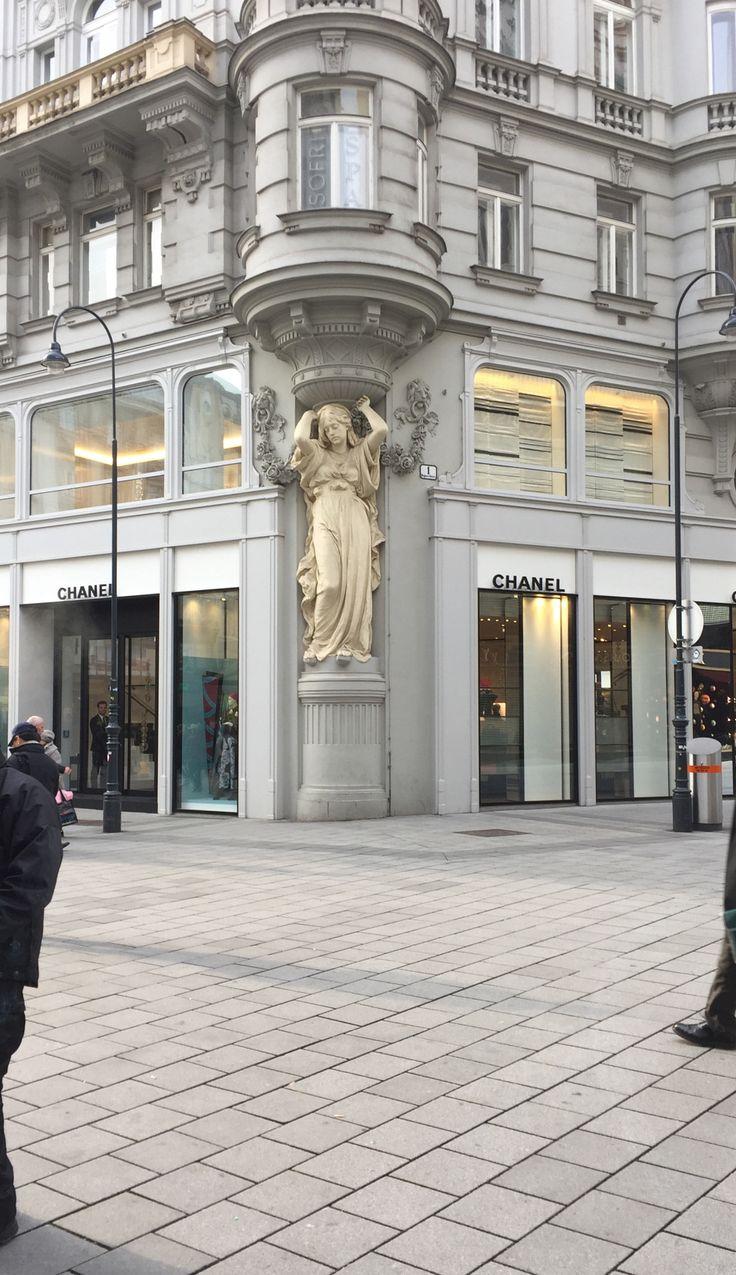 Vienna, Graben, Austria