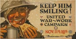 Image result for ww1 pictures smiling