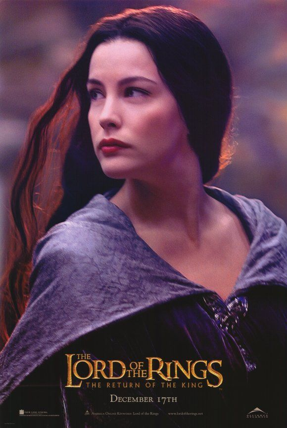 This is my favorite photo of Arwen. AHHHHH!!! Lord of the rings! Is awesome!
