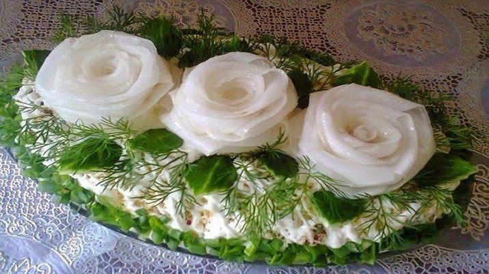 Подборка салатов к празднику. Топ-6 интересных рецептов