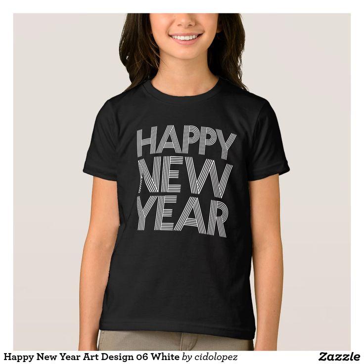 #HappyNewYear #TShirt #2017 #anonovo #newyear