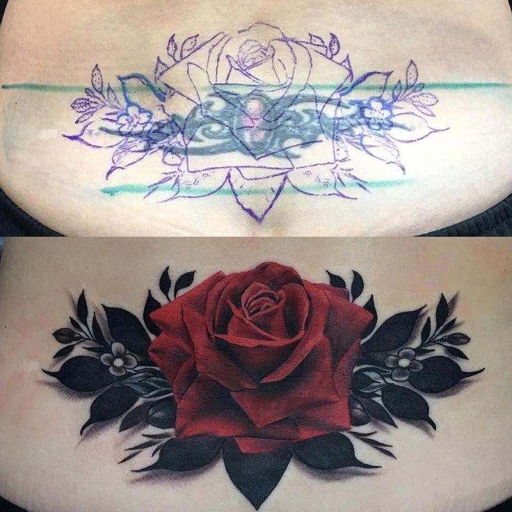 Tatuajes En La Parte Baja De La Espalda