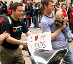 Same-Sex Family Values - Fresh Updates from RAC