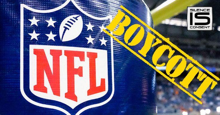 NFL boycott - NFL Sponsors, Send a Message [9.2017]