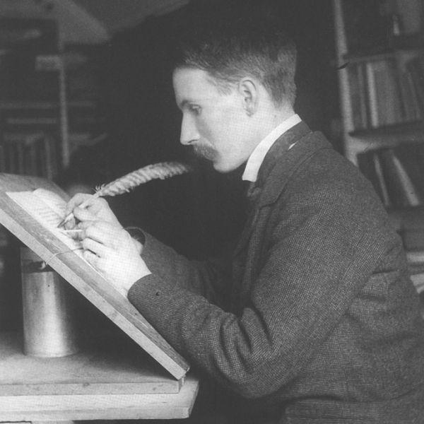 Edward Jonhson. Creador del símbolo Underground de Londres en 1914. Londres al tener avances en el ámbito del diseño, creó las líneas de metro. Así pues, Edward Johnson ofreció ordenar el caos.
