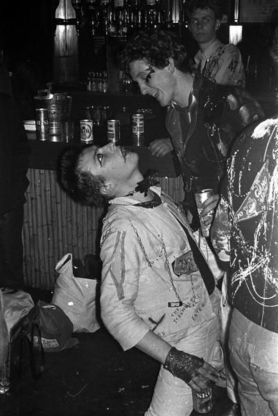 At The Roxy, London 1977