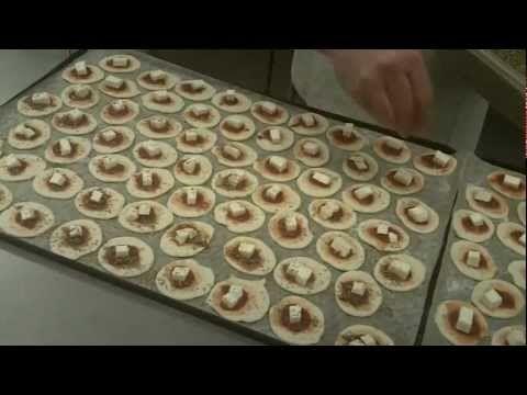 Rustici di Pasta sfoglia - Video tutorial - YouTube