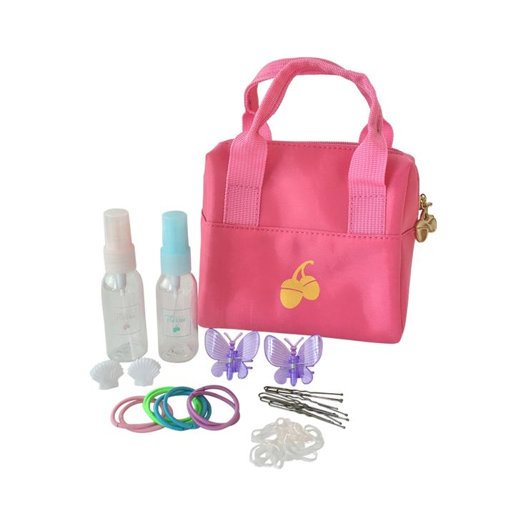 The Florrie hair accessories kit to keep your dolls hair looking great.