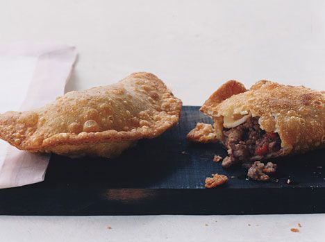 Empanadas de Pino - Chilean Empanadas with Pino filling ...delicious spicy beef with piquant addition of olives and the sweetness of plump raisins. Very yummy recipe. Most people familiar with the traditional empanadas will want to double the amounts of garlic, and spices though ...
