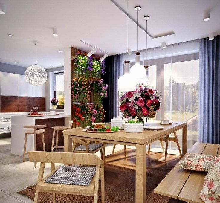 12 Charming Modern Dining Room Design Ideas 2015 Trends