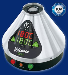 Volcano Vaporizer Q: Part 1 Today, we're going to start a series of articles that answer a variety of questions about the popular Volcano Vaporizer. We'll start with the more general questions first then get into more detail about the art of vaporization and the care and maintenance of this product. We hope you enjoy!