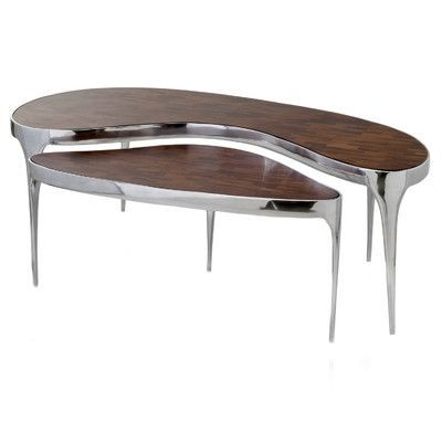 Modern Day Accents Rinon Coffee Table