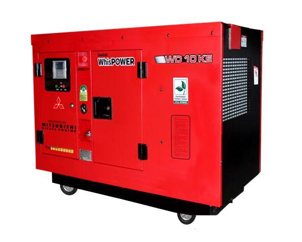 Mitsubishi 10 Kva Portable Diesel Generator Wd10 Ke Portable Diesel Generator Portable Generator Portable