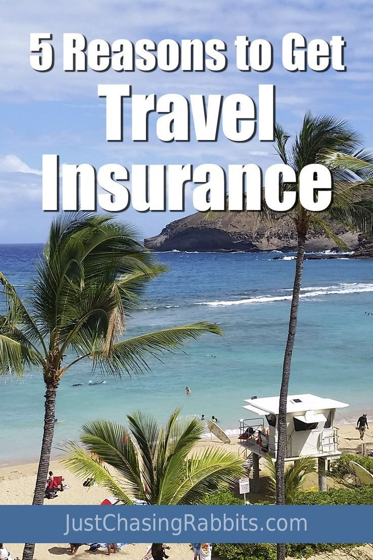 5 Reasons To Get Travel Insurance