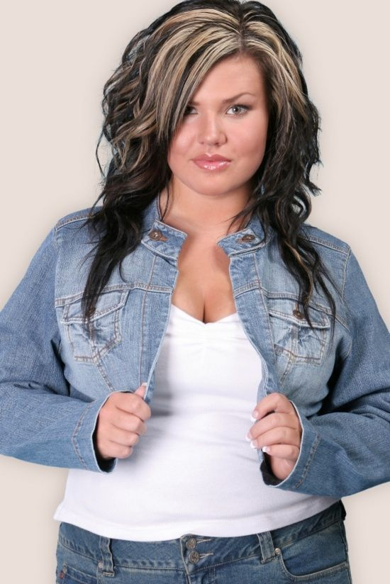 Hairstyles For Plus Size Women   random photos short hair styles with bangs super short bob hairstyles ...