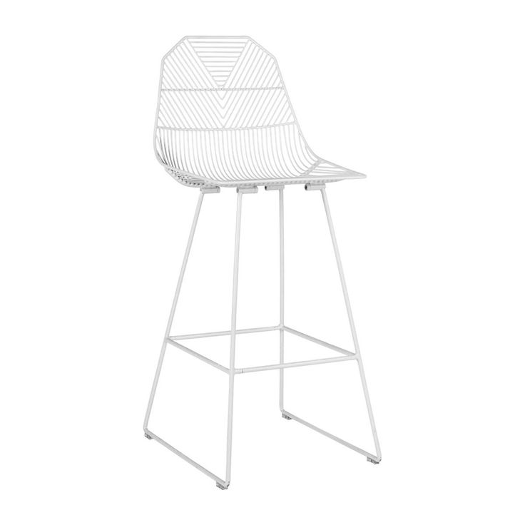 Shop Contemporary Bar Stools Online or Visit Our Showrooms To Get Inspired With The Latest Furniture From Space To Create - Arrow Bar Stool (75cm)