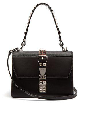 3eab0c3db180 Elektra leather bag
