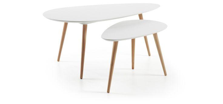 51 best design scandinave trends images on pinterest for Table tripode scandinave
