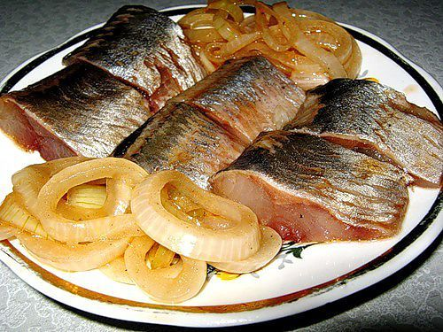 Кулинария -РЫБА