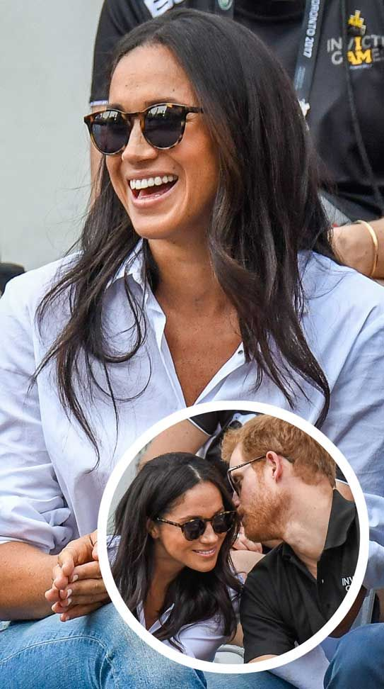 "After Meghan Markle was officially introduced to Queen Elizabeth II on Thursday 12th October, according to the Daily Mail, Prince Harry will be the one stepping up to teach his girlfriend the ways of ""The Firm"" – the nickname for the Royal family! Photo Courtesy of Invictus Games 2017 Toronto / Atlantic Images #MeghanMarkle #PrinceHarry"