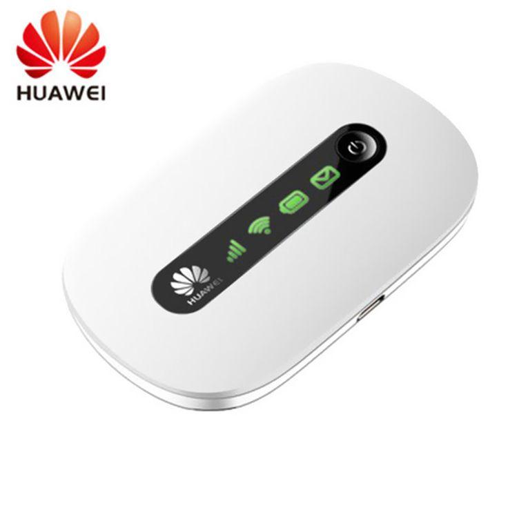 GENUINE Huawei E5331 3G MOBILE WiFi WIRELESS Modem Hotspot MOBILE ROUTER WHITE