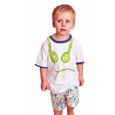Pijama Infantil Music