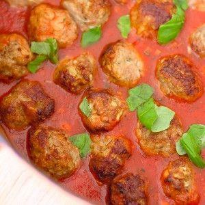 The Best Italian Meatballs Recipe in the World
