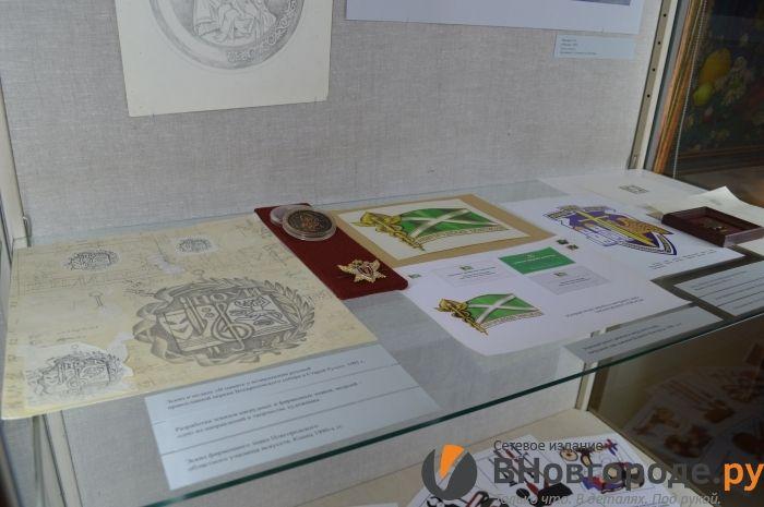 Наследие музейного художника Александра Алентьева показали на выставке его памяти