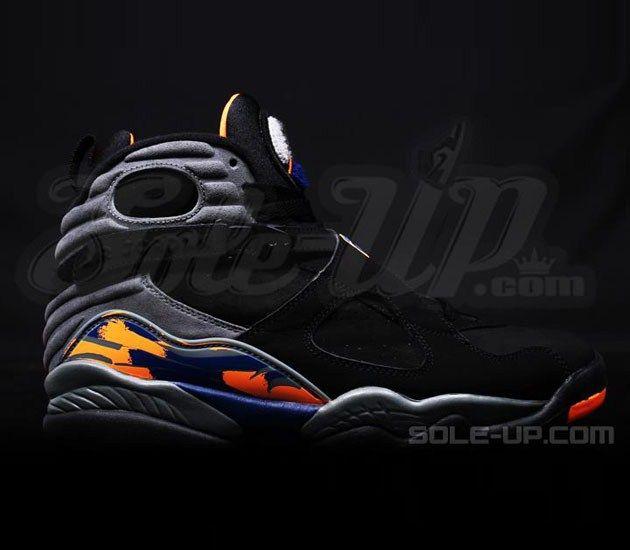 Air Jordan VIII Phoenix Suns (Summer 2013)-Preview