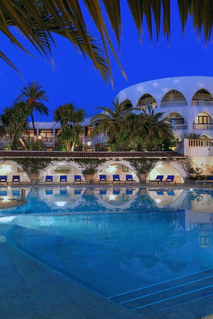 Time for a night dip. Maritim Hotel Galatzo (Mallorca Island, Spain) - Jetsetter