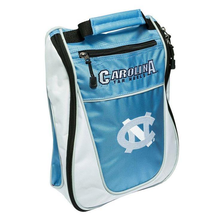 Team Golf North Carolina Tar Heels Golf Shoe Bag, Multicolor