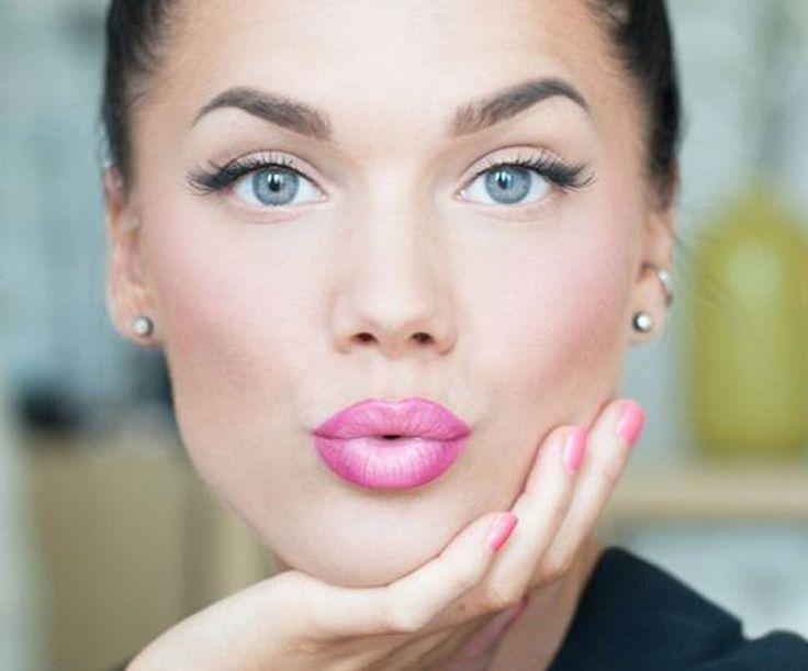Beauty tips για υπέροχα σαρκώδη χείλη