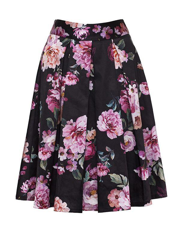 Black Cherry Skirt   Skirts   Review Australia