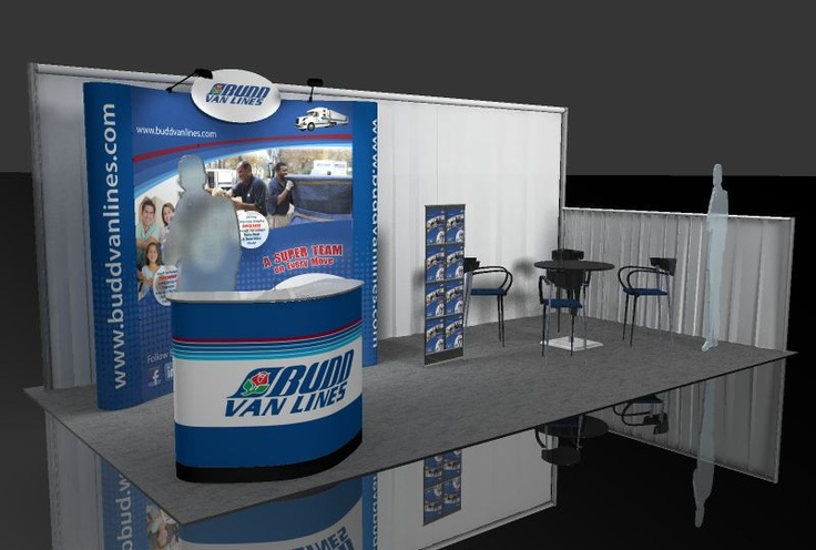 Going to Trade Shows and having a booth is a great way to gain exposure.  Be sure to have a creative design and give out promo products to stand out from other booths.