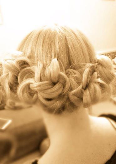 1920s updo  www.sarahswain.co.uk